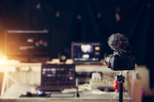 Masterclass In Camera & Editing Skills – Live Two-Day Workshop